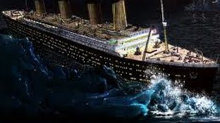titanic sinking backwards (roblox)