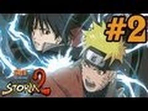 Naruto Shippuden: Ultimate Ninja Storm 2 - Walkthrough Part 2 |