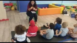 Sign Language at Blossom Mudon