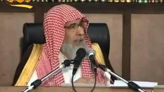 الشيخ ناصر العمر مخاطباً وزير التعليم.flv