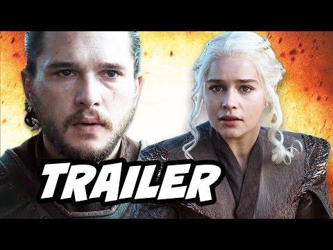 Game Of Thrones Season 7 Episode 2 Comic Con Trailer Breakdown