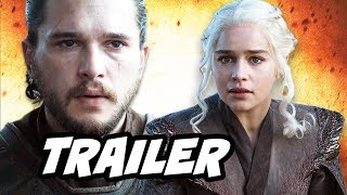 Game Of Thrones Season 7 Episode 2 Comic Con Trailer Breakdown