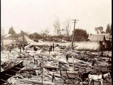 santa rosa ca 1906 earthquake