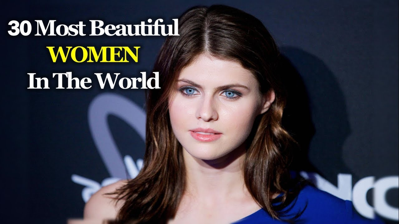 30 Most Beautiful Women In The World 2017 - AllTimeTop ...