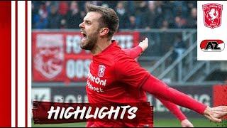 FC Twente - AZ 20-03-2016