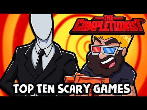 Top 10 Scary Games: Halloween Edition | The Completionist