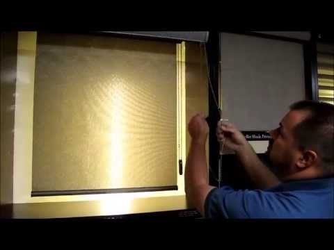 Glide Lift for Roller Shades by 3 Blind Mice Window Coverings San Diego