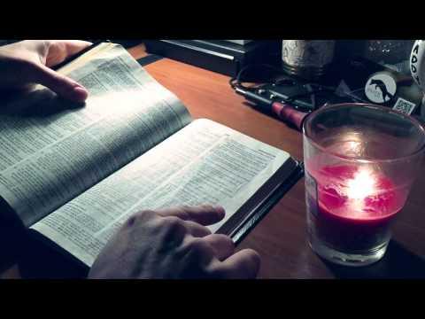 ASMR Bible Study - Hard Times