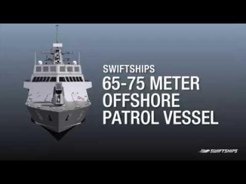 swiftships offshore patrol vessel