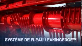 Discbine® 313, et 316 Faucheuse-Conditionneuse à  Disque de New Holland