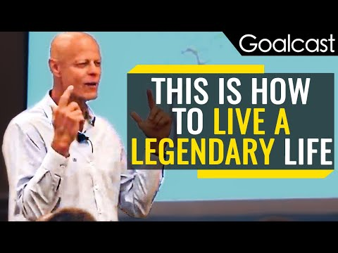 This is How to Live a Legendary Life | Rock Thomas | Goalcast