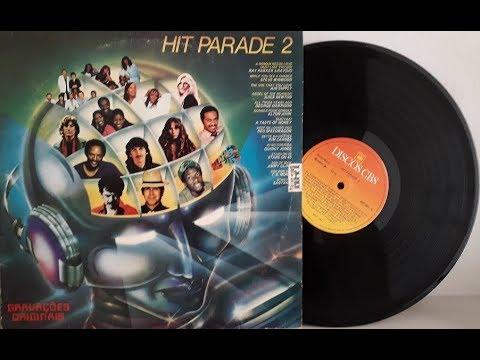 Hit Parade 2 - Coletânea Pop Internacional - (Vinil Completo - 1981) - Baú Musical