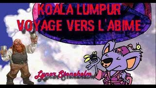 Koala Lumpur journey to the edge (épisode 6 et fin) -Pinocchio raconte moi un gros menssonge-