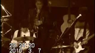 長崎のライブハウスTin Pan AlleyのハウスバンドWipe Outと村上ポンタ秀...