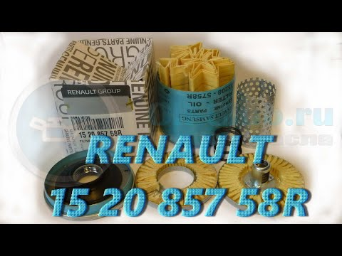 Renault 15 20 857 58r