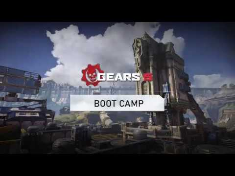 Gears 5 - Bootcamp Preview
