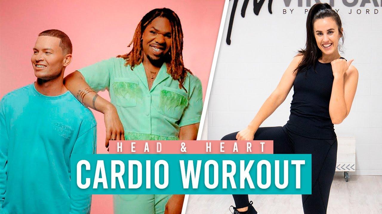 HEAD & HEART WORKOUT | RUTINA DE CARDIO BAILANDO