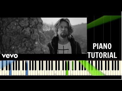 Kryštof - Zůstaň tu se mnou - Piano Cover / Tutorial