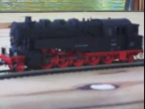 FLEISCHMANN PRUSSIAN T20 2-10-2T DCC SOUND