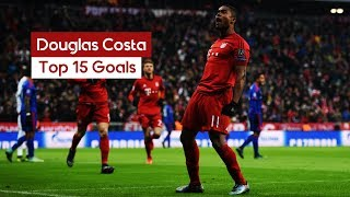 Douglas Costa - Top 15 Goals