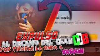EXPULSÓ AL DECANO DEL CDG POR TIRARLE LA ONDA A YASMINYT/BROMA PESADA/TERMINA MAL🇲🇽