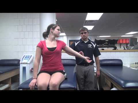 University Of Eau Claire >> Adsons Test - YouTube
