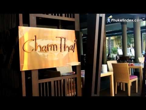Charm Thai Restaurant at Holiday Inn Resort Phuket