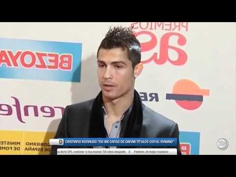 Cristiano Ronaldo Irina Shayk Vogue Cover