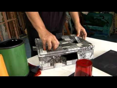 Видео Materiais didáticos voltados para as Artes Visuais