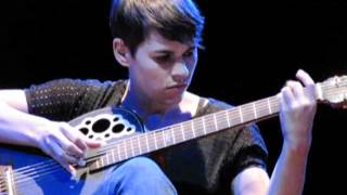 2/15 Kaki King - Holding The Severed Self @ Livorno Rock Village, Livorno, Italy (07/07/2012)