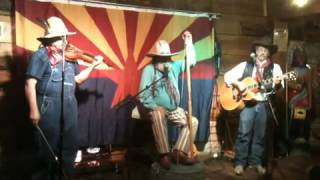 McNasty Brothers Band at the Mining Camp Restaurant in Apache Junction, Arizona