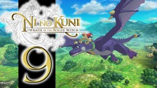 Beef Plays Ni No Kuni - EP09 - Golden Grove