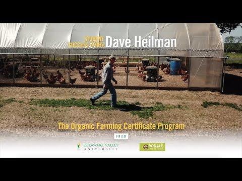 Student Profile - Organic Farming Certificate Program