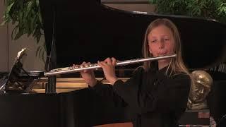 Opus 4 Studios: Henry S, flute - Orientale by René de Boisdeffre