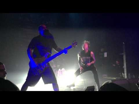 April 11 2016 Fear Factory (full live concert) [Gramercy Theatre, New York City]