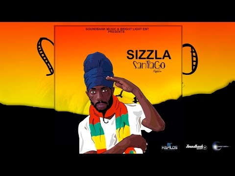 SIZZLA - JAH LOVE IS REAL (SANTIAGO RIDDIM)