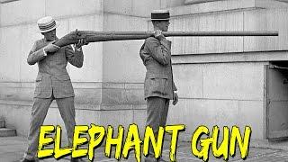 Battlefield Hardline Easter Egg - Elephant Gun