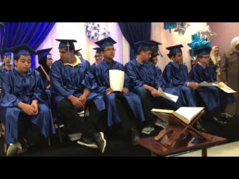 Lexington universal academy 2017 GRADUATION