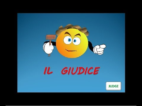 ITALIAN VOCABULARY : JOBS, OCCUPATIONS - Vocaboli italiani : Professioni - ITALIAN LESSONS