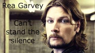 Rea Garvey - Can't stand the silence (acoustic version)