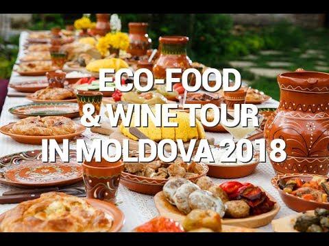 Teleportravel - Eco-food & wine tour in Moldova 2018