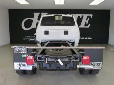 11ca216377edaf 2018 Dodge RAM 4500 4X4 Commercial Work Truck White Truck For Sale Near Dallas  TX