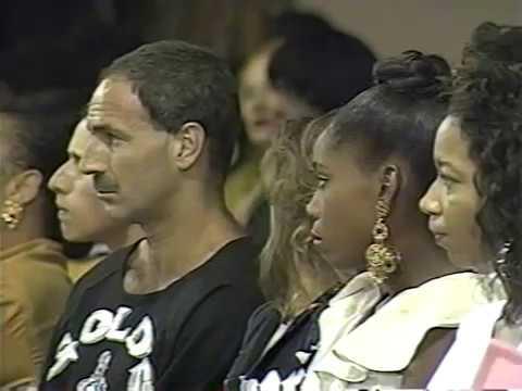 Bahamas Bodybuilding Nationals 1994