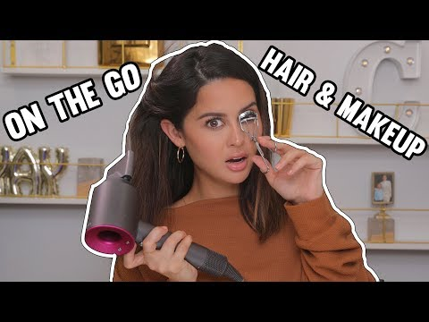 Everyday Mom On the Go Makeup And Hair