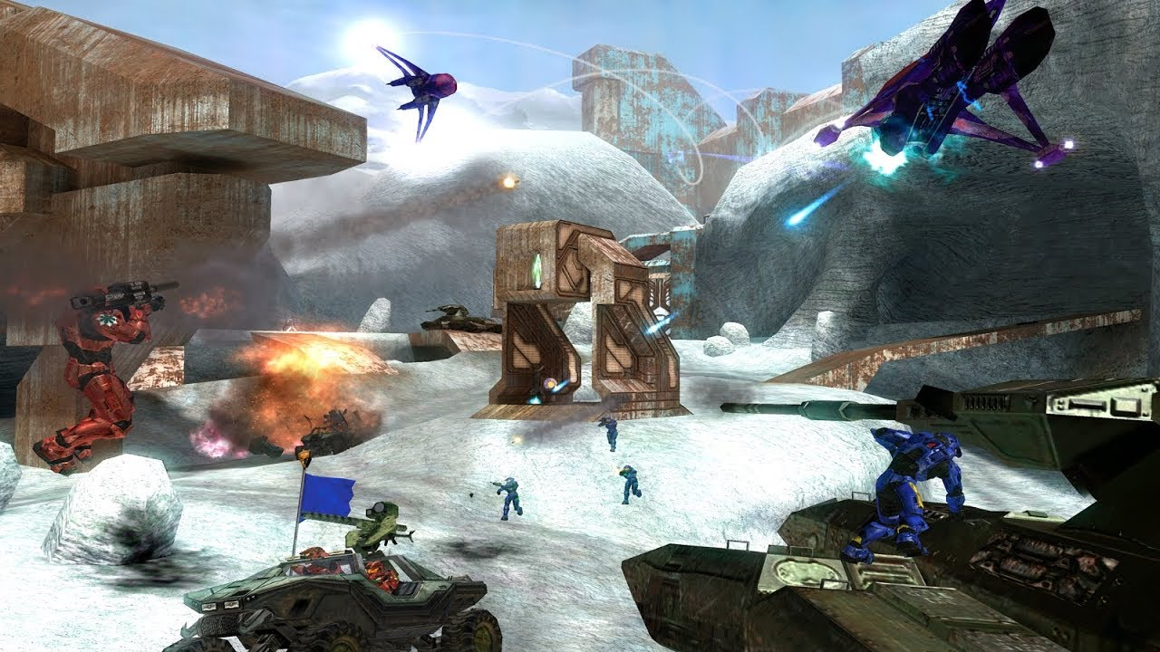 Halo 2 Online Multiplayer on PC in 2018 (Project Cartographer)