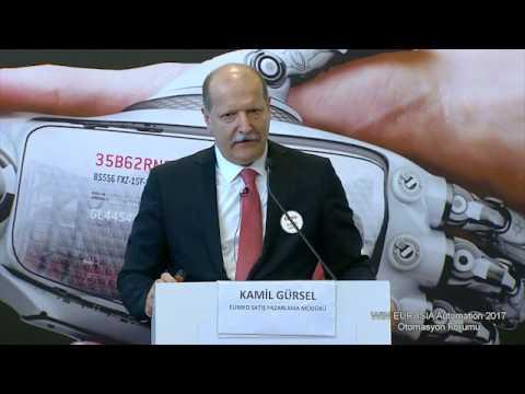 Kamil GÜRSEL (ELİMKO - Satış Pazarlama Müdürü)