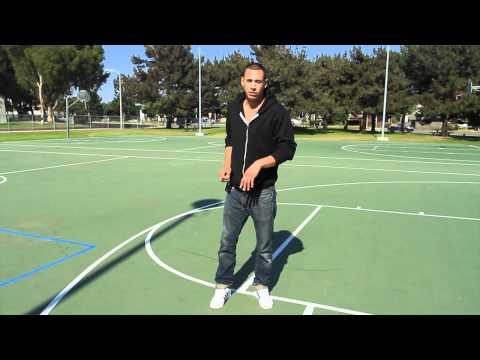 How to Top Rock Tutorial- breakdance toprock