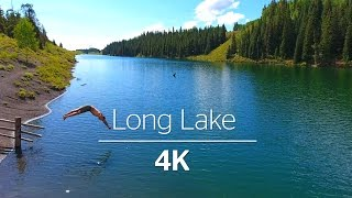 Crested Butte Hikes: Long Lake 4K