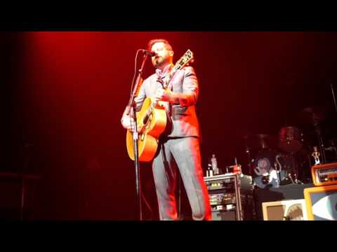 The Decemberists - Red Right Ankle - The Masonic - December 31, 2015