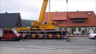 TADANO All-Terrain crane ATF 130G-5 - part 2